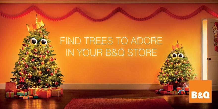 Horton-Stephens - Gary Salter - B&Q Christmas Tree